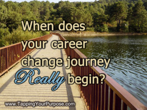 career change journey