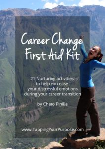Career Change First Aid Kit