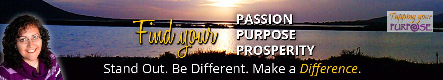 Tapping your Purpose